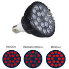 Pure Red 660nm 850nm 45W LED Grow Light Hydroponic for Plants Blooming Flowering