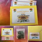TEACHING ASSISTANT Sunflower Seeds Gift Idea Present Thank You Envelope End Term