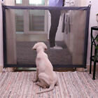 Mesh Magic Gate Portable Folding Foldable Safety Guard for Pets Dog Cat Protect