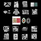 types of expanded metal - 18Types Metal Cutting Die Stencils For DIY Scrapbooking Photo Album Paper Crafts
