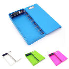 Dual USB Power Bank 8x18650 Surface Backup Battery Charger Box Case LED Display