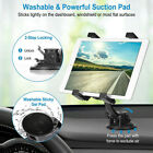 "360° Car Windshield & Desk Top Mount Holder For iPad Samsung LG RCA 7-11"" Tablet"