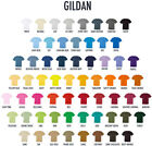 Gildan Mens Plain T Shirt Solid Cotton Short Sleeve G500 5.3 Blank Tee Top S-3XL image