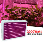 600W-1500W LED Grow Light Full Spectrum for Indoor Plants/seedlings/ fruits/Veg