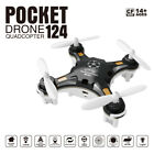 Sbego FQ777-124 Quadcopter Pocket Drone Mini Micro RC UFO 6-Axis RTF Fly TOYS