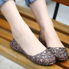 Womens Ladies Slip On Flat Shoe Pumps Ballet Dolly Casual Ballerina Single shoes