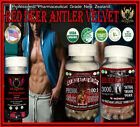 Muscle Growth Pills known as Red Deer Antler Velvet Prograde to Natural IGF 1 on eBay