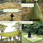 Outdoor Portable Waterproof Camping Hiking Sunshade Shelter Beach Tent Cover Mat