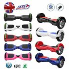 Electric Self Balance Hover Scooter 2 wheel Board LED LIGHT+BLUETOOTH+BAG+KEY