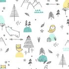 Alaska - Mountains and Critters - metre