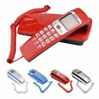 FSK/DTMF Wall Mounted Corded Telephone Phone Home Office Hotel Desktop Caller ID