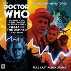 DOCTOR WHO - Fiesta of the Damned by Guy Adams (CD-Audio, 2016)