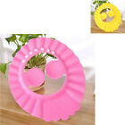 Shower Cap Soft Safe Bathing Wash Hair Protection Silicone Hat For Baby Kids