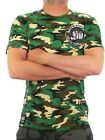 Mafia & Crime T-Shirt Bare Knuckle camo