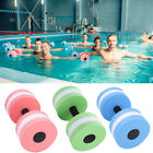 Water Weight Workout Aerobics Dumbbell Aquatic Barbell Fitness Swimming Pool SP image