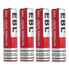 EBL 18650 Battery Lithium-ion 3000mAh 3.7V Low Self Discharge Rechargeable...