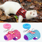 Kyпить Small Animal Harness with Leash Guinea Pig Ferret Hamster Squirrel Pet Clothes на еВаy.соm