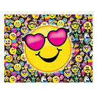 Sheet Set Twin Emoji Forever Happy Faces Reversible Pillowcase Colorful Bedding