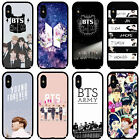 app to download music on samsung - BTS Bangtan Boys Collage Wings Music Logo Phone Case Cover for IPhone