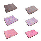 Breathable Dual Printing Cooling Pet Dog Bed Floor Mats For