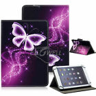 "US For Samsung Galaxy Tab 2/3/4 7/8/10"" Tablets Universal PU Leather Case Cover"