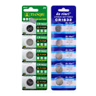 CR1216 CR1220  Coin Cell Button Batteries 3V CR2032 CR2330 CR2430 5pcs