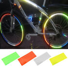 Car Bike Cycling reflective stickers Safety Tape Stickers Film Reflector Sticker