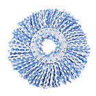 Replacement 360 Rotating Head Easy Magic Microfiber Spinning Floor Mop Head