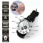 Spy Wrist DV Waterproof Watch 16GB 8GB Video IR Night Vision 1080P Hidden Camera