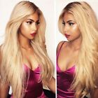 black curly hairstyle - Women's Long Curly Blonde Hairstyle Wig Hair Black Blonde Fashion Synthetic Wigs