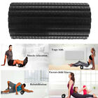 4 Speed Electric Yoga Gym Vibrating Foam Roller Massage Body Muscle Relief Grand