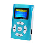 Mini Multi MP3 Player USB Rechargeable LCD Screen Support 32GB Micro SD TF Card