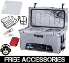 75QT COLD BASTARD RUGGED SERIES ICE CHEST COOLER 8 colors FREE ACCESSORIES