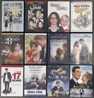Comedy/Family dvds $1.95 ea! Shipping $1.99 on the first, FREE ea. additional