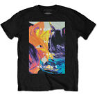Bring Me The Horizon T Shirt Painted Official Licensed Black Mens Tee Rock Merch