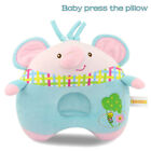 4A97 Happy Monkey Baby Pillow Prevent Flat Head Sleep Positioner Soft 2017
