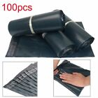STRONG POLY MAILING POSTAGE POSTAL BAGS HIGH QUALITY SEAL BLACK PLASTIC MAILERS