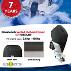Oceansouth Vented Running Covers for Mercury Outboards image