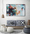 Handmade Abstract Canvas Oil Painting Wall Art  Home Decor 987