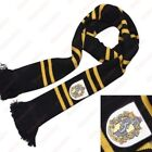 Harry Potter Gryffindor Slytherin Hufflepuff Ravenclaw Scarf Gift Cosplay
