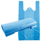 Supermarket Strong Plastic Shopping Vest Carrier Bags Multiple Sizes