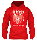 Stylish Its A Reed Thing - It's R Thing... You Wouldn't Standard College Hoodie
