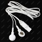 Replacement Electrode CABLE LEAD WIRE for Gold Hand XFT TURBO Massagers
