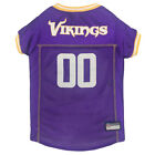 Minnesota Vikings NFL Officially Licensed Pets First Dog Pet Purple Jersey XS-L $33.56 USD on eBay
