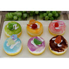 Artificial Plastic Mousse Cake for Home Party Table Decor Bowl Arts Crafts