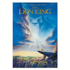The Lion King Poster - Disney Animation Movie - High Quality Prints