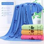Pet Cat Dog Puppy Baby Drying Towel Dog Bath Shower Cleaning Towel 140*70CM