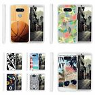 For LG G5 H850 Hard Fitted 2 Piece Snap On Case White