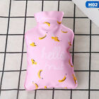 Thick Hot Water Bottle Hand Warmer Heater Bag Relaxing Heat Cold Therapy Portabl