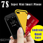 Unlocked Soyes 7s Dual Sim Small Mini Android Smart Touch Screen Mobile Phone 8g